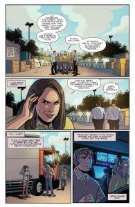 Saban's Power Rangers – Aftershock_Preview_4 (BOOM! Studios Unveils First Look at 'Saban's Power Rangers: Aftershock' Original Graphic Novel)