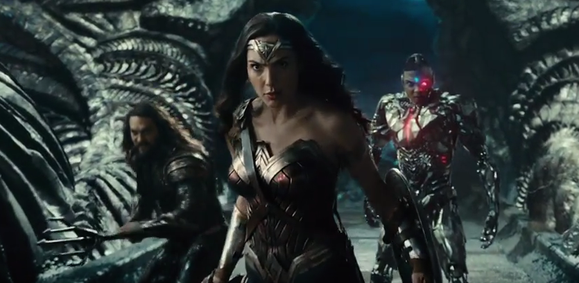 The Justice League Trailer is Here: Top 5 Stand Out Moments