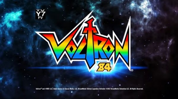 Netflix Releases Voltron 84 Trailer Hand Picked by the Creators of DreamWorks Voltron Legendary Defender
