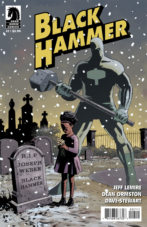 Black Hammer #7 Review: What ever happened to the Earth mightiest hero?