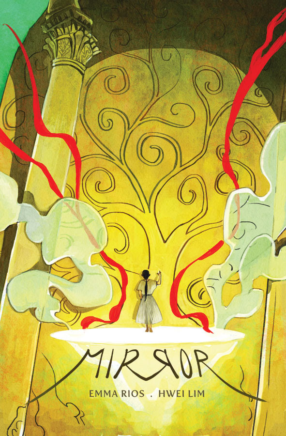 Stellar Fantasy Series Mirror Embarks on New Story Arc