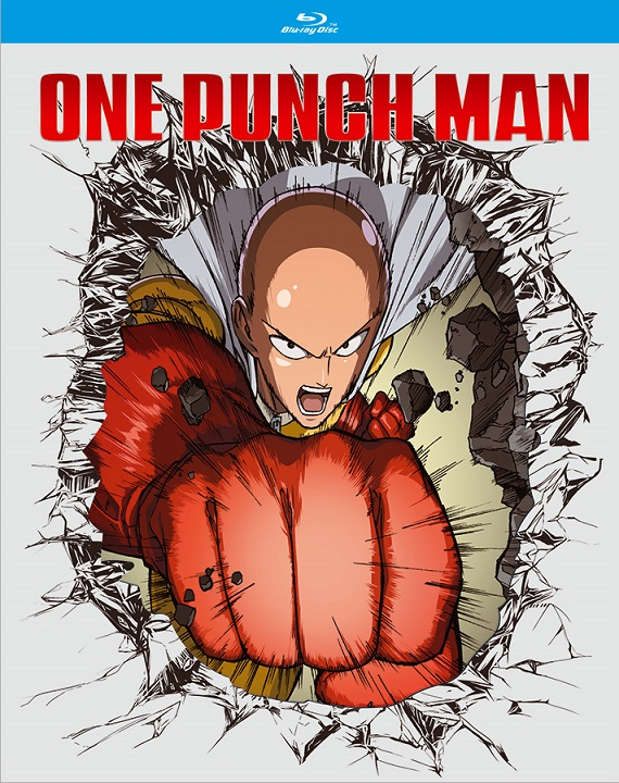 VIZ Media Announces Home Media Release of One-Punch Man