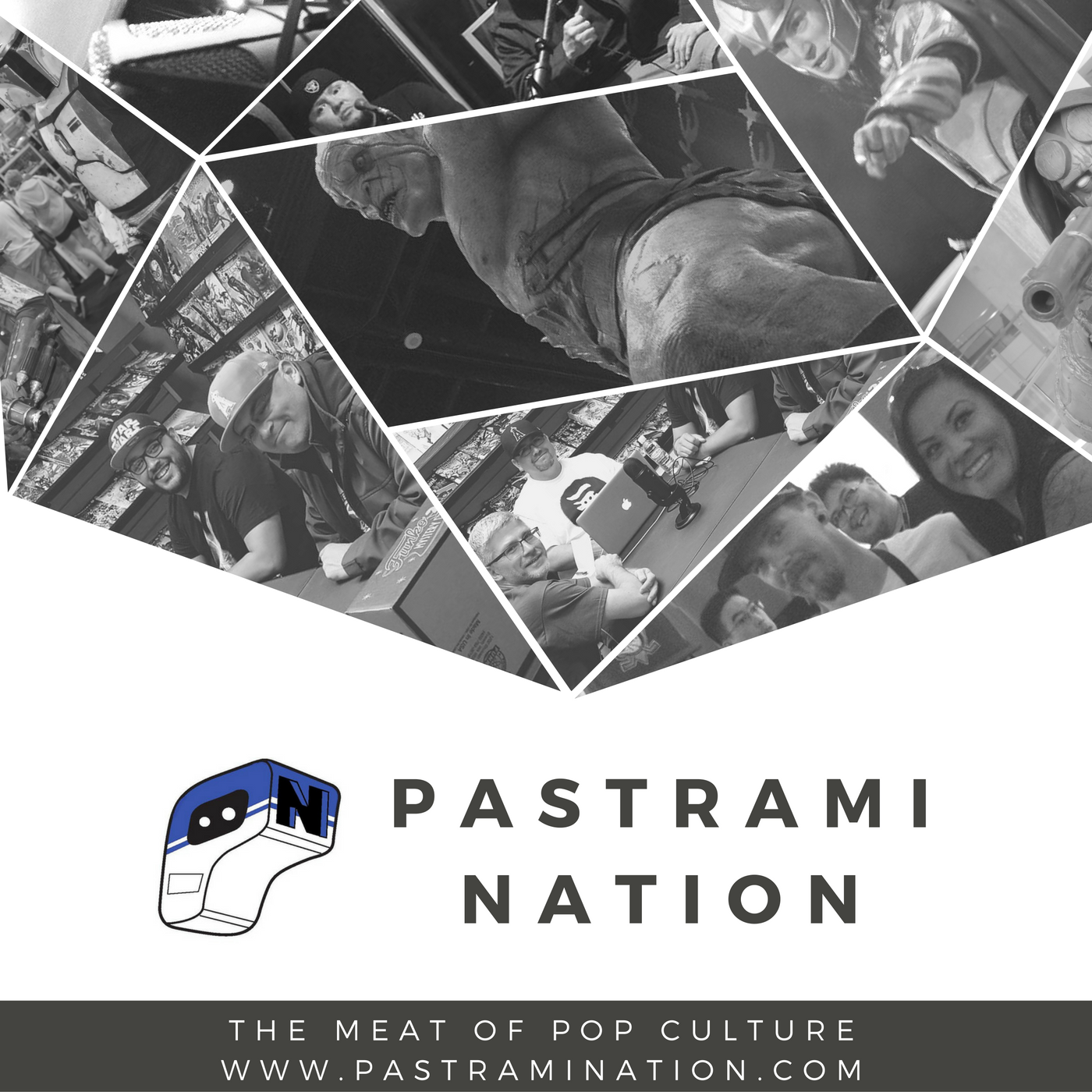 Pastrami Nation Podcast! Cosplay, Free Comic Book Day, Image Comics, Power Rangers and More!