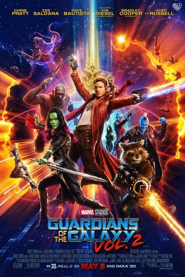 Guardians of the Galaxy Vol. 2 Review: Hooked on a Feeling (Again)