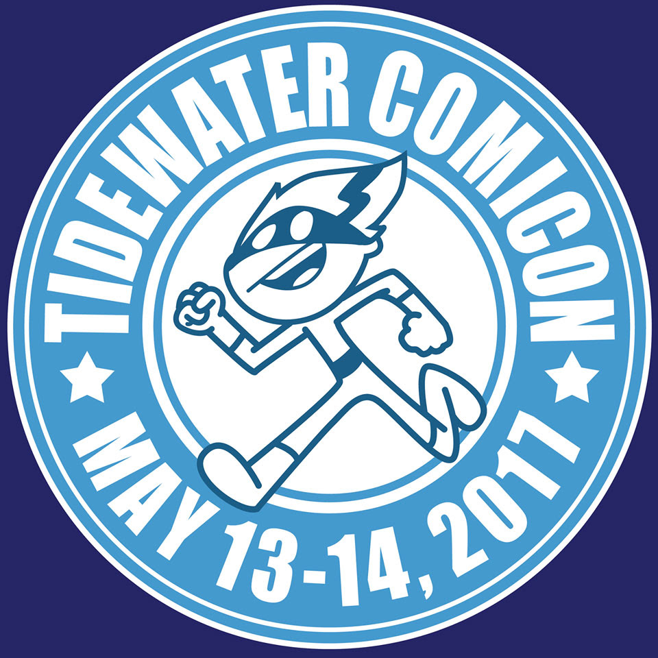Valiant Surfs into Tidewater Comicon 2017 – Coming to Virginia Beach on May 13th & 14th!