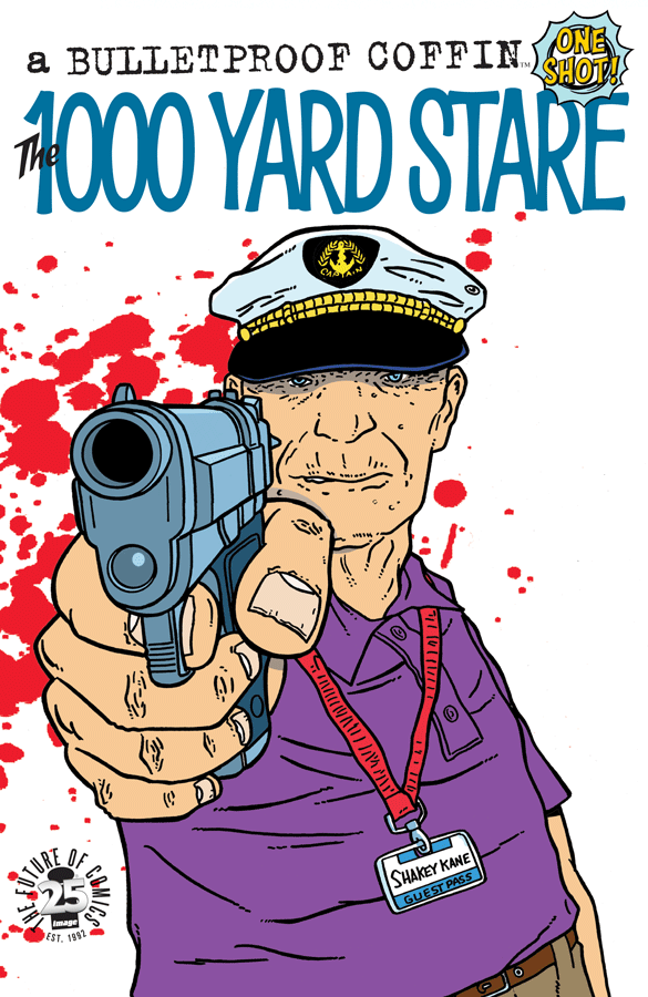 Bulletproof Coffin: The 1,000 Yard Stare Review