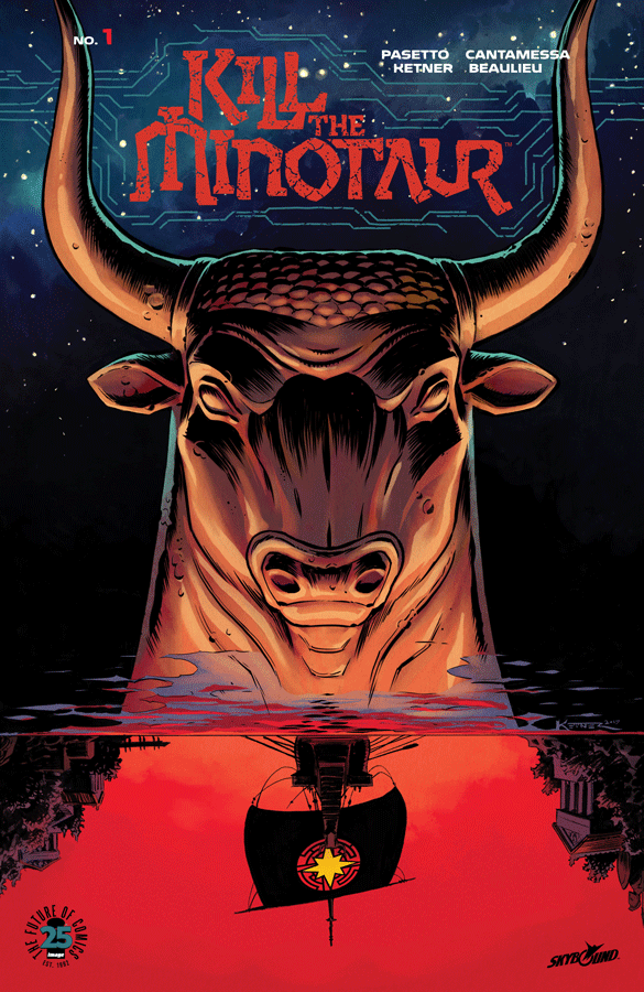 Kill the Minotaur #1 Review: Something Old, Something New