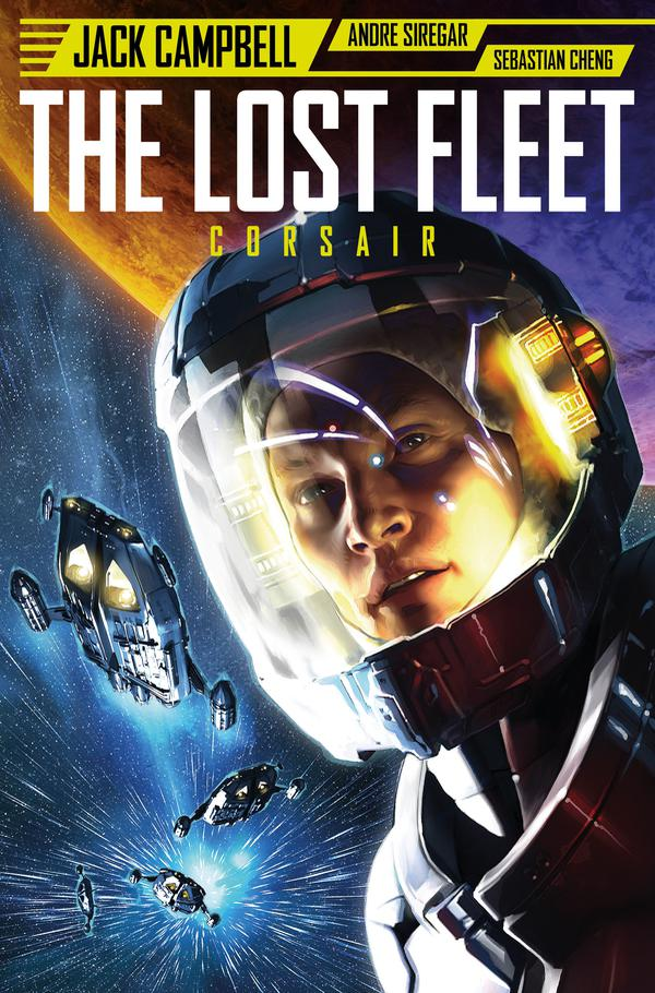 The Lost Fleet Corsair #1 Review: An Unlikely Alliance