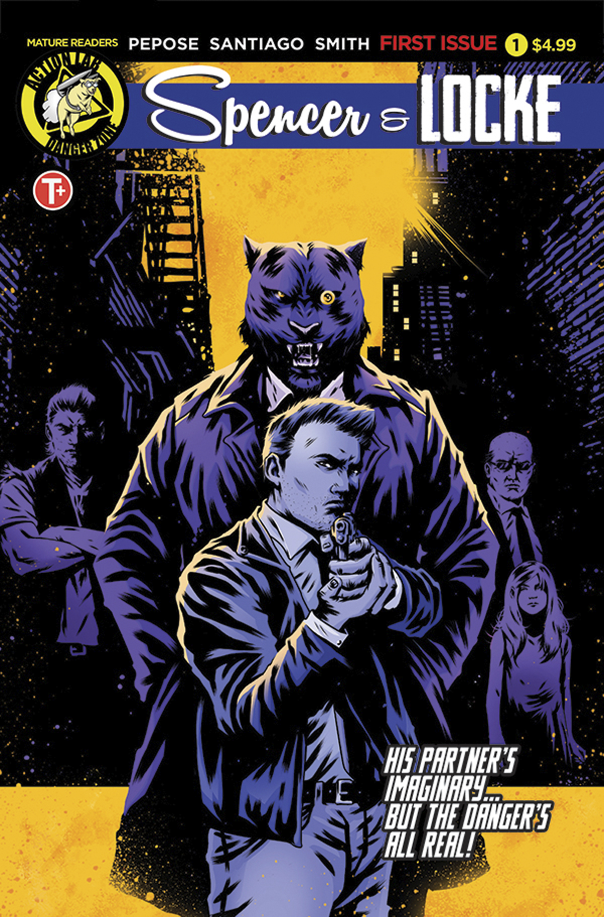 Spencer & Locke #1 Review