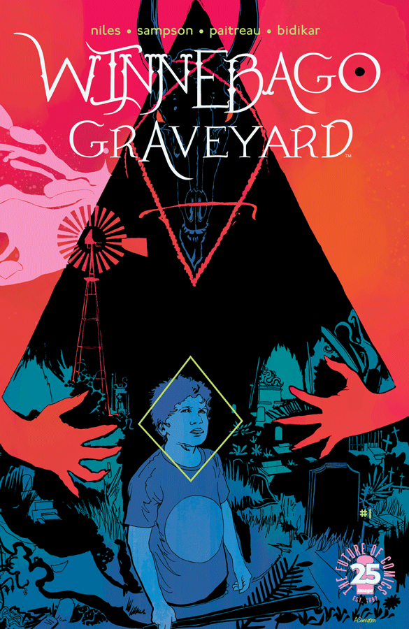 Winnebago Graveyard #1 Review