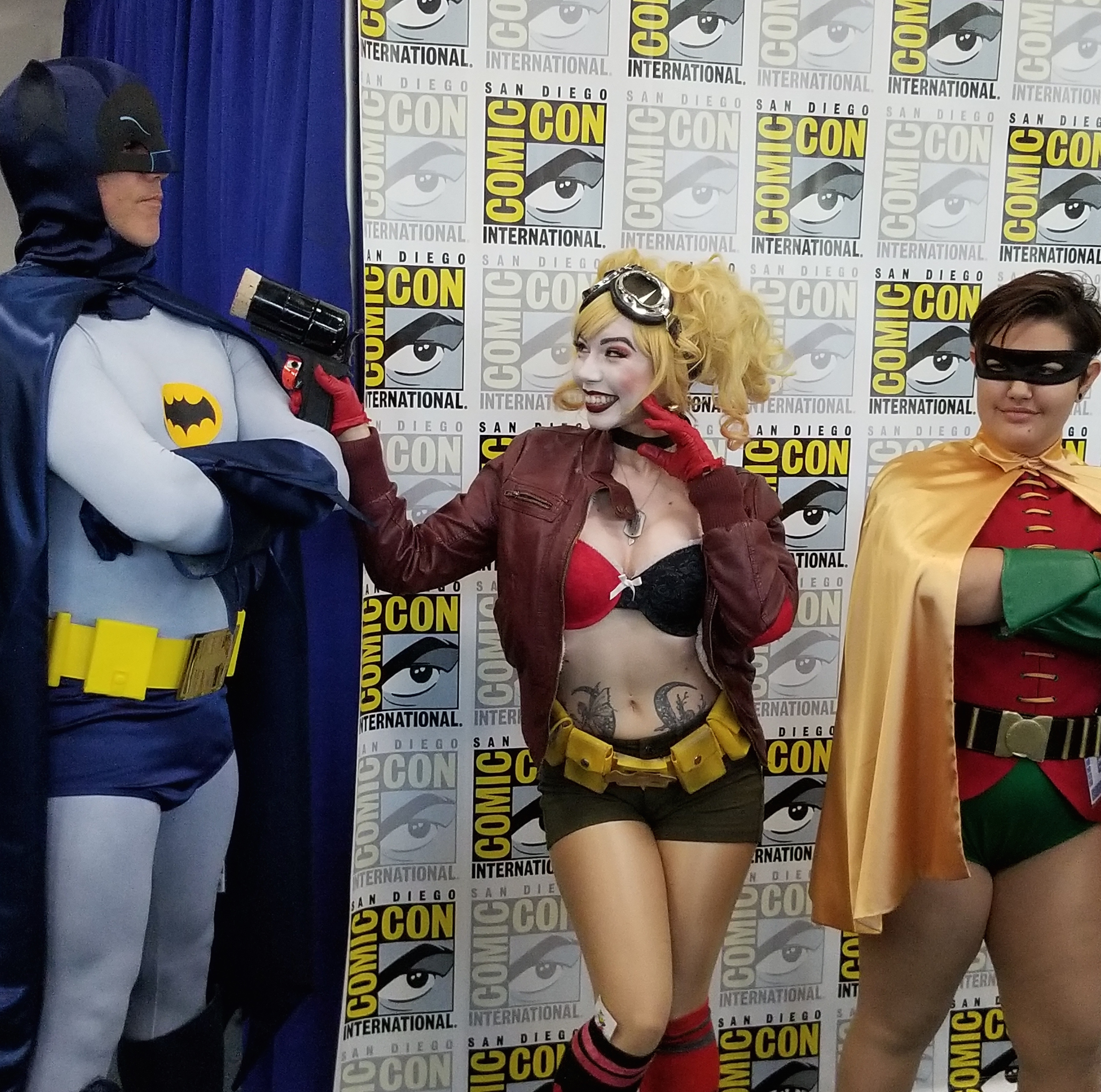 SDCC 2017: The Final Frontier for SDCC Cosplay