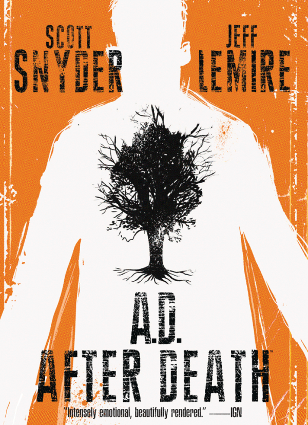 A.D.: After Death Hardcover Review: What's Death?