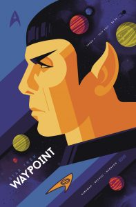 BundleStarTrek (SDCC 2017 Exclusives & Debuts from IDW & Top Shelf)