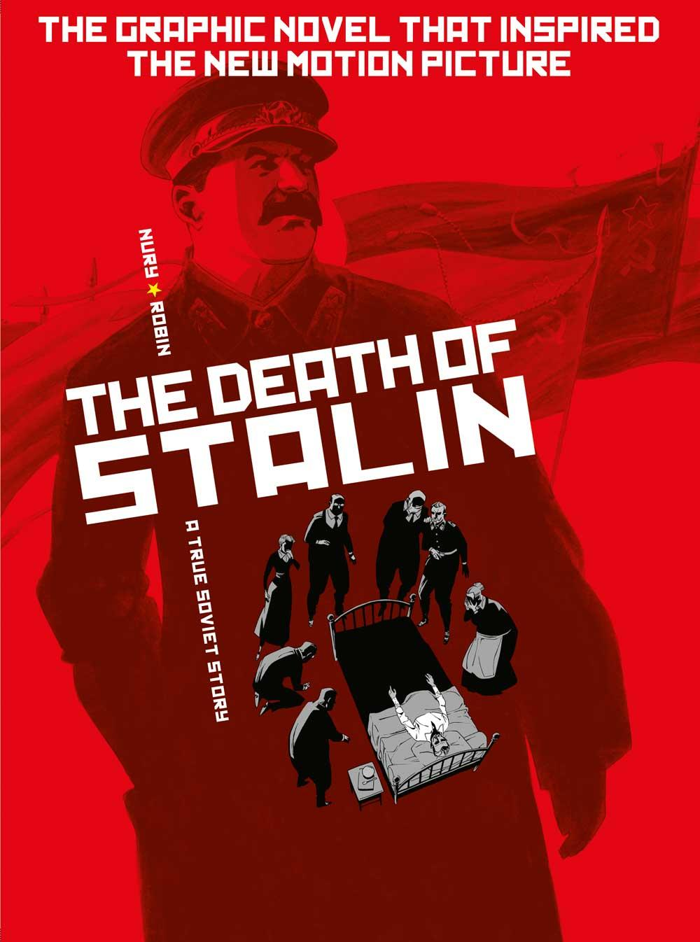 The Death of Stalin Graphic Novel Review: Paranoia, Betrayal, and Insanity