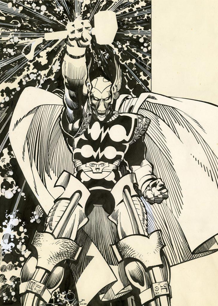 Thor variant