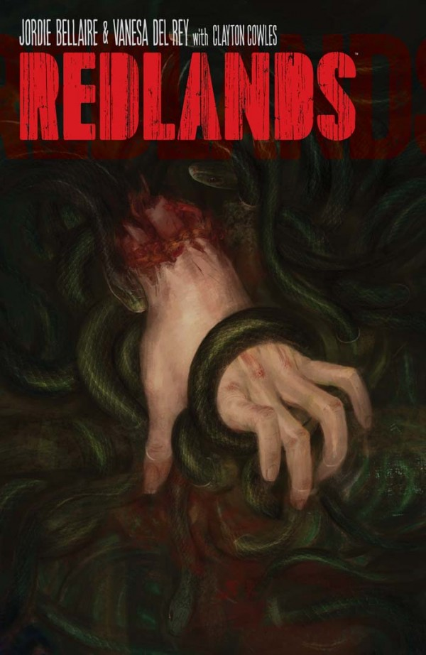 Advance Review: Redlands #1