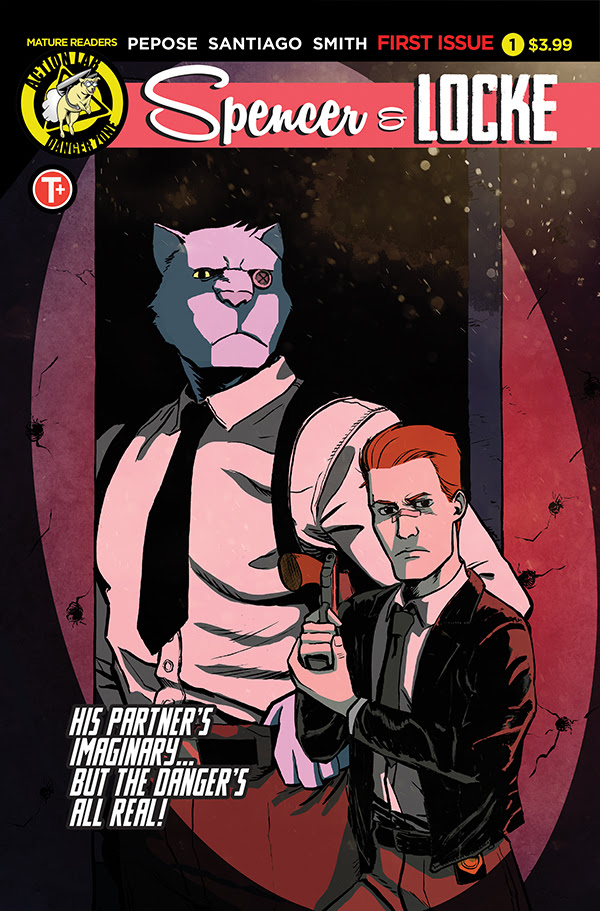 Spencer & Locke Optioned By Prime Universe Films