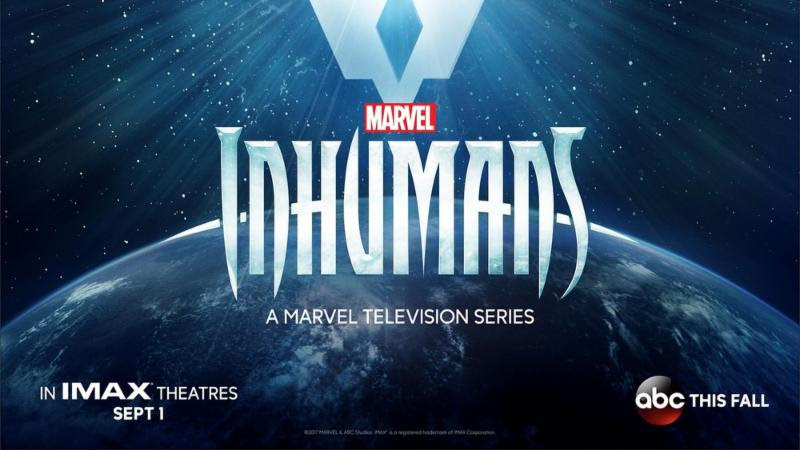 SDCC 2017: Check out the trailer for ABC's Inhumans