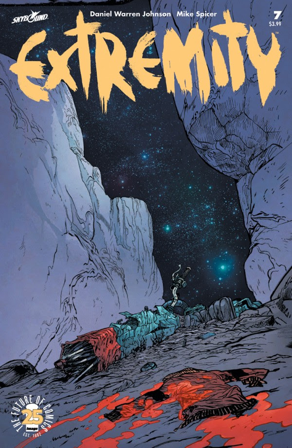 Sold Out Hit Extremity Embarks on New Story Arc This October