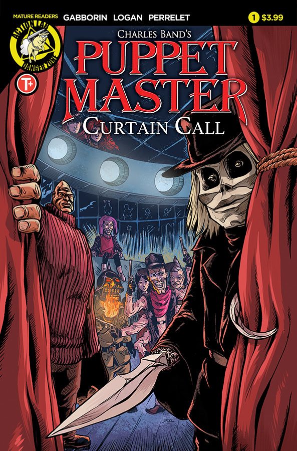 Puppet Master: Curtain Call #1- The Beginning of the End in the Puppet Master Saga