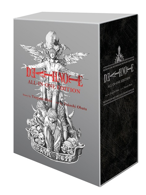 DeathNote-All-In-One-3D