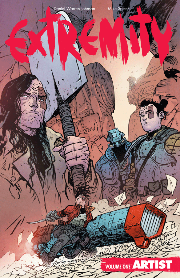 Extremity Vol.1 Review: Give Her a Hand