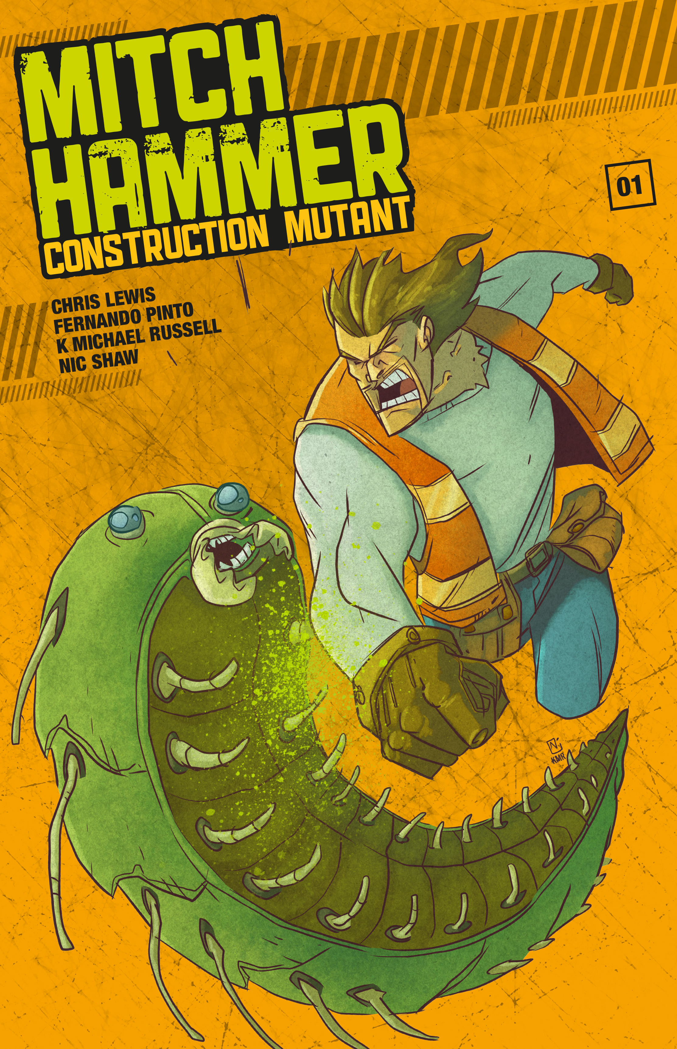 Let's Kickstart This! Mitch Hammer #1