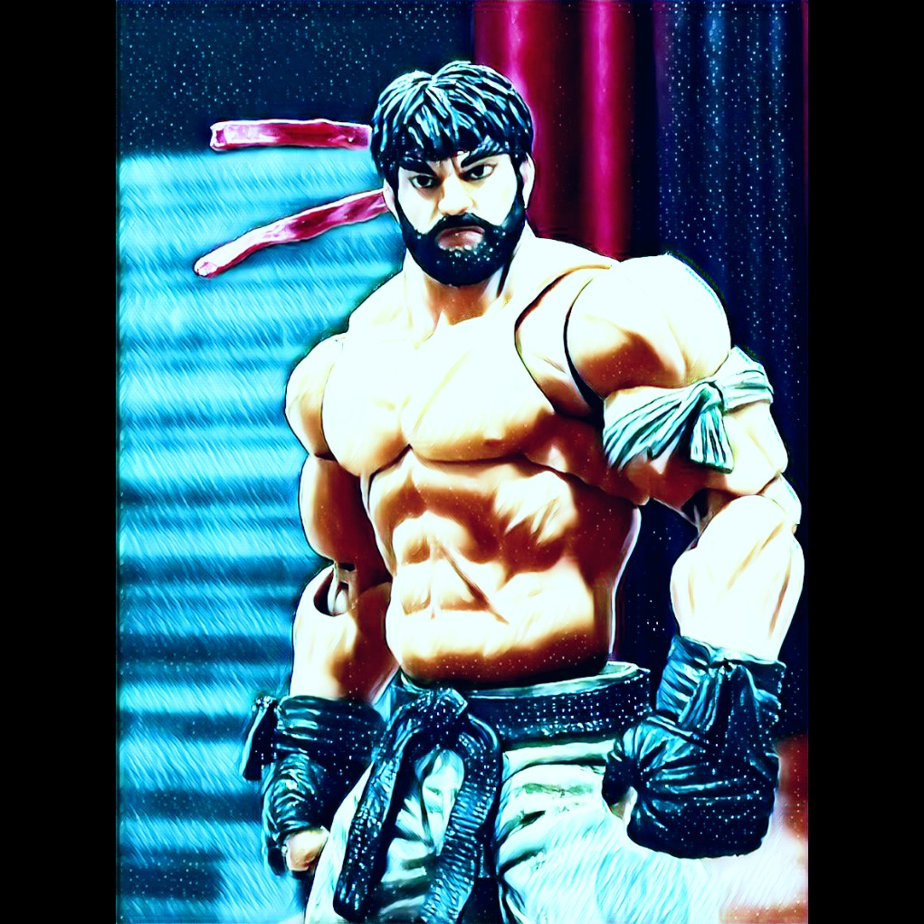 Storm Collectibles SDCC Hot Ryu Gallery Sneak Peak