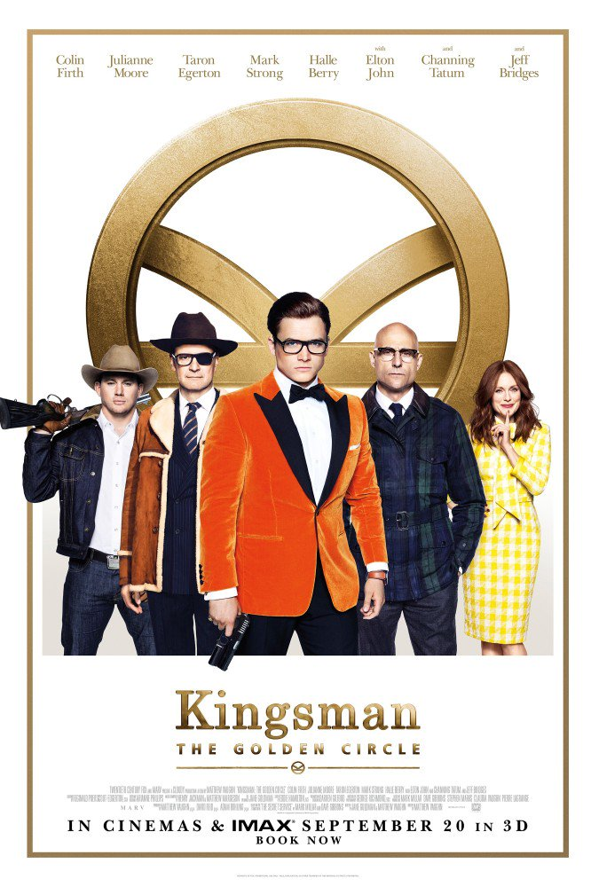 Kingsman: The Golden Circle Review- Let the Mayhem Roll