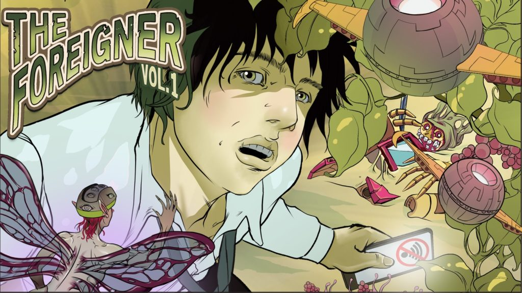 The Foreigner Book One Review: Stranger in a Strange Land