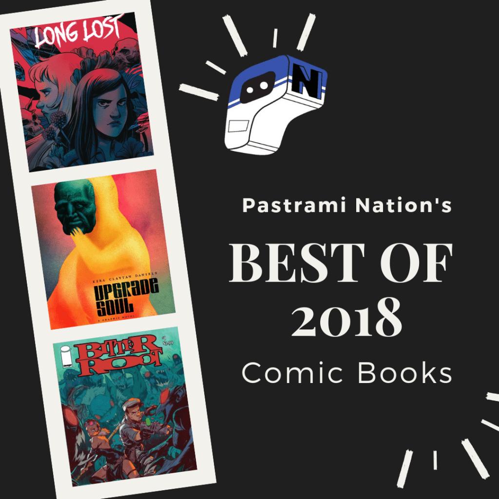 Best of 2018: Comic Books