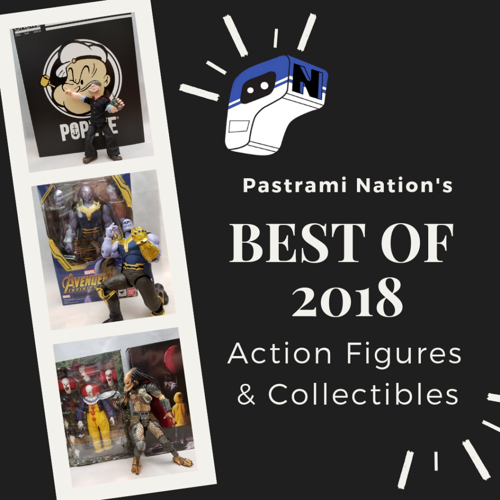 3258e208b Best of 2018: Action Figures and Collectibles | PASTRAMI NATION
