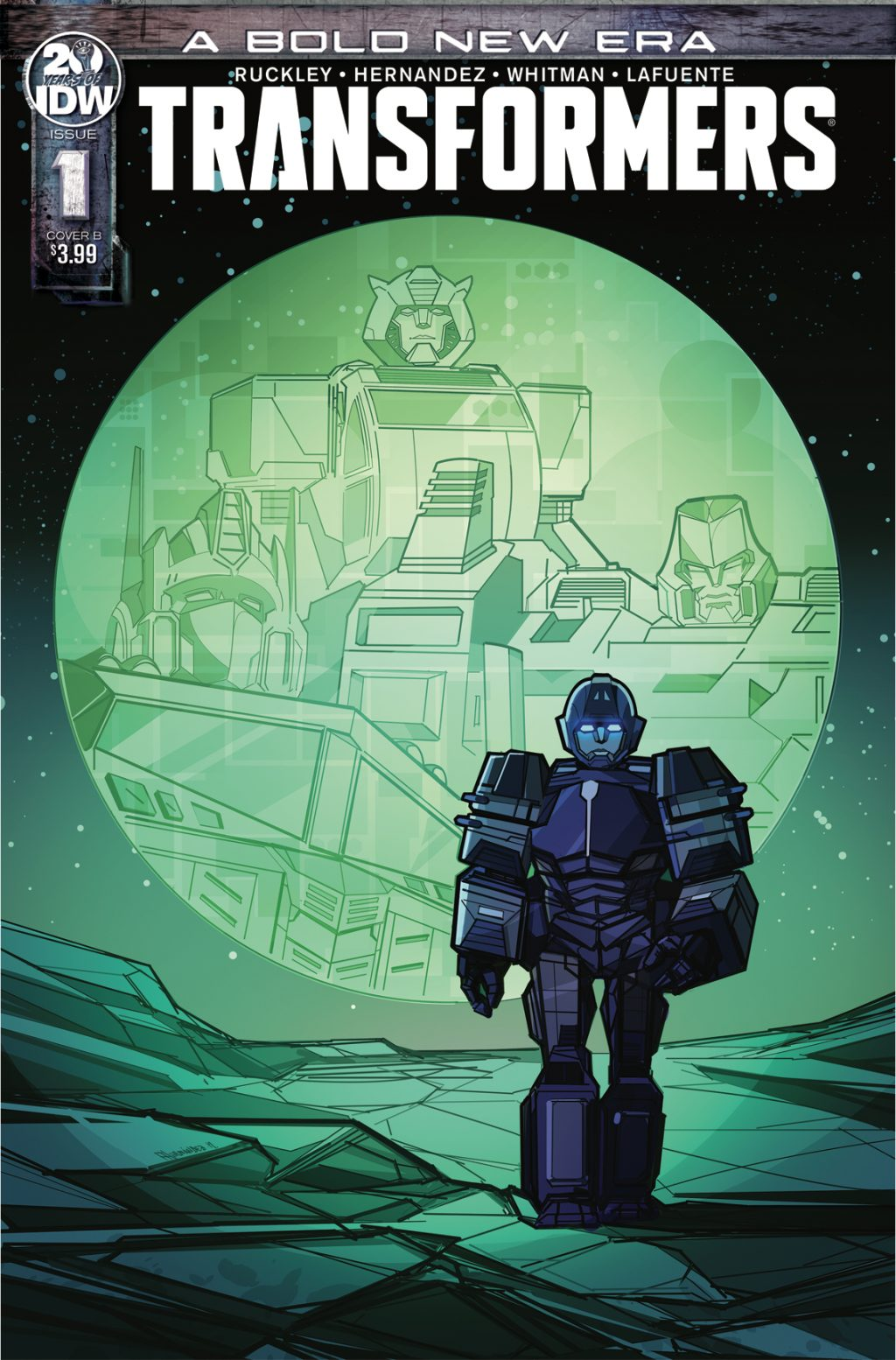 OPTIMUS PRIME #1 IDW COMICS NOVEMBER 2016