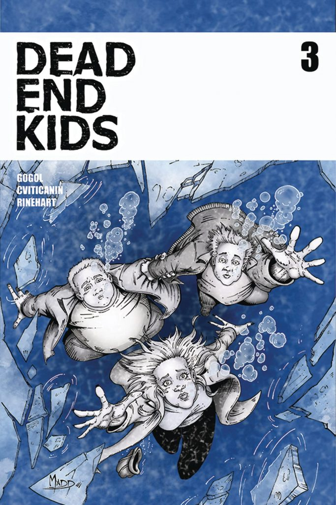 Dead End Kids #3 Review: It's So Hard to Say Goodbye