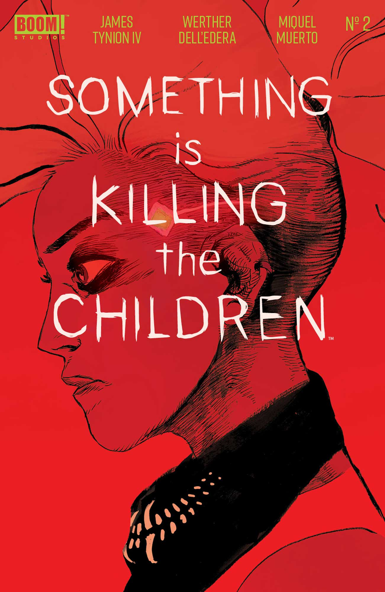 Something Is Killing The Children 2 Review Pastrami Nation