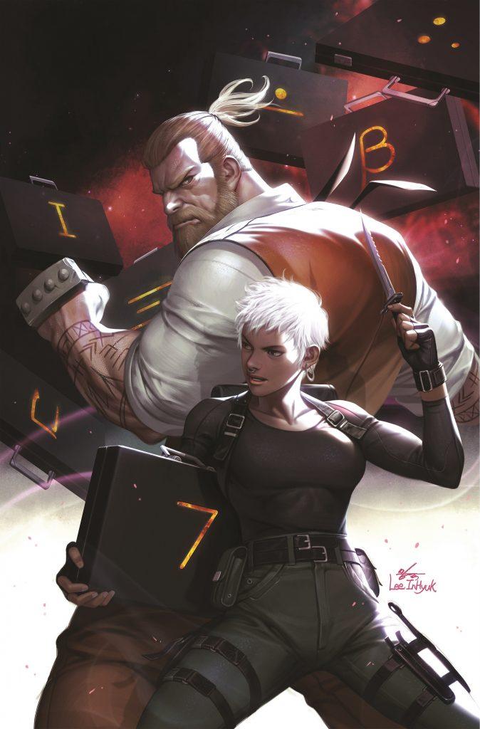 Comic Book Review: Seven Secrets #1