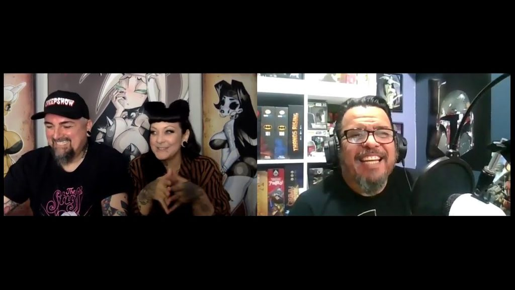 Pastrami Nation Interview with Dan Mendoza and Knightmare!