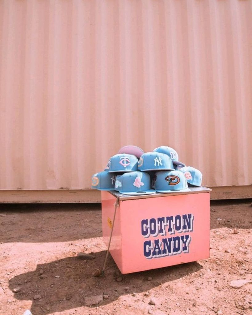 Cotton Candy Collection Now Up for Pre-Order at Hat Club