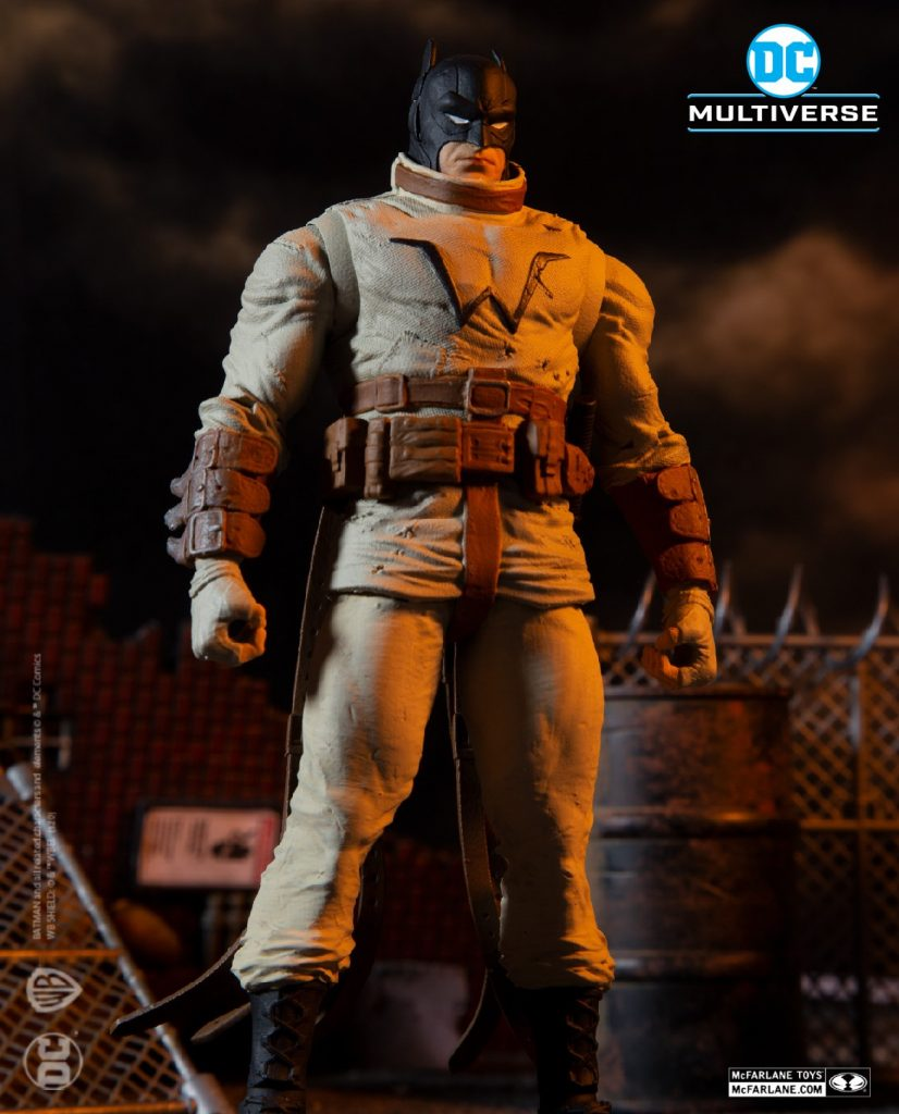 McFarlane Toys Reveals Batman: Last Knight on Earth Lineup- Includes Build a Figure Bane