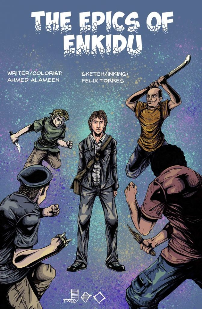Comic Book Review: The Epics of Enkidu #1