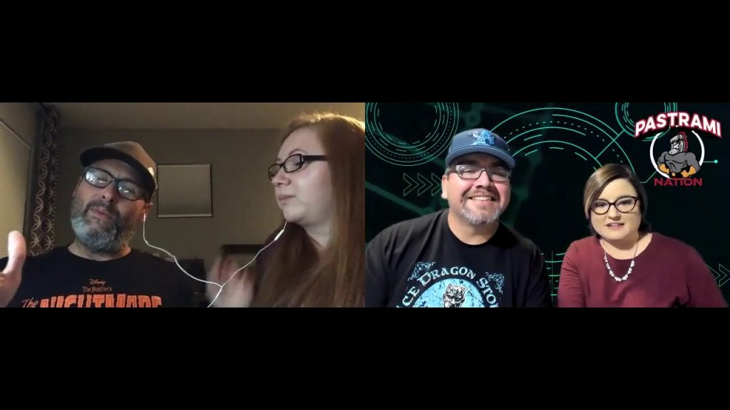 Pastrami Nation Popcorn-Episode 3- Tim Burton Top 5, Twilight and More!