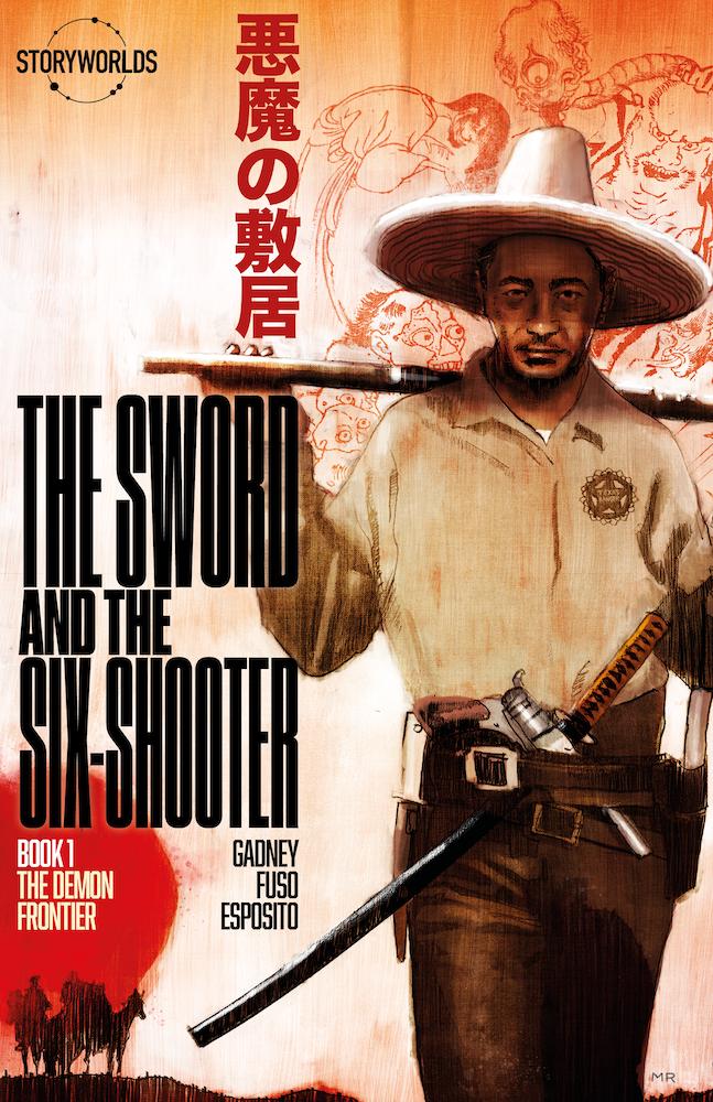 New UK-based Publisher Storyworlds Launches Line of Graphic Novellas