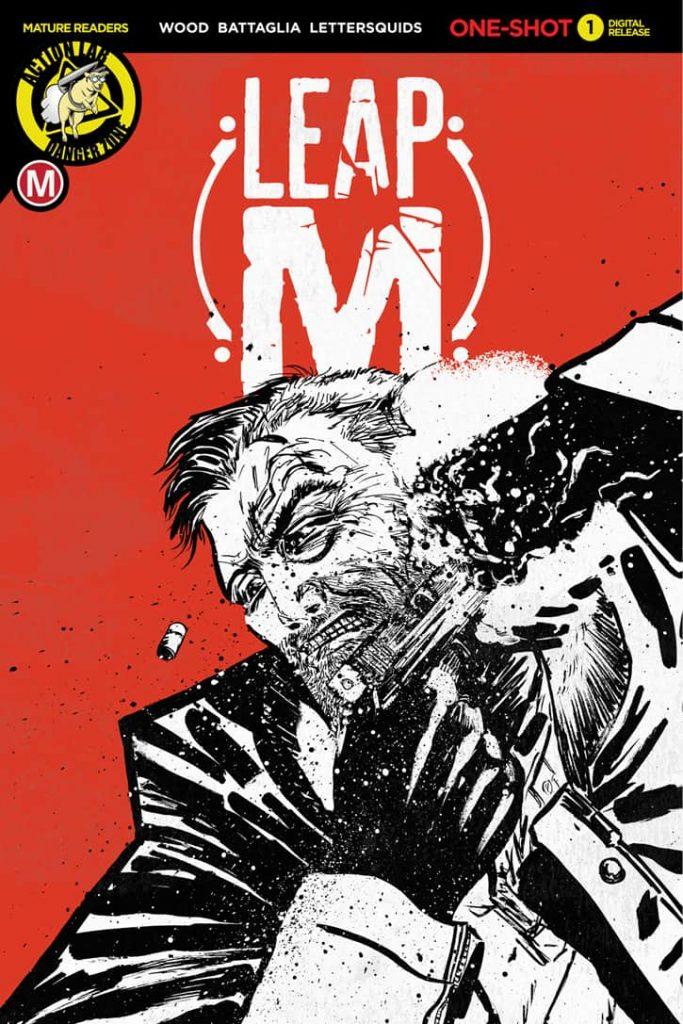 Comic Book Review: LEAP M #1