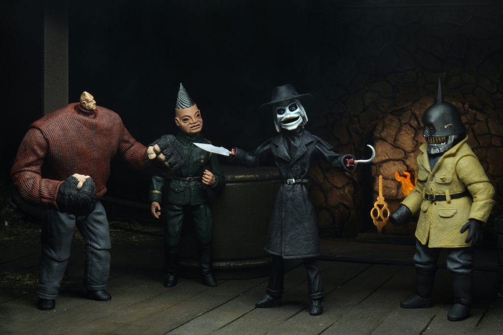 NECA Product Announcement – Puppet Master 2 Packs