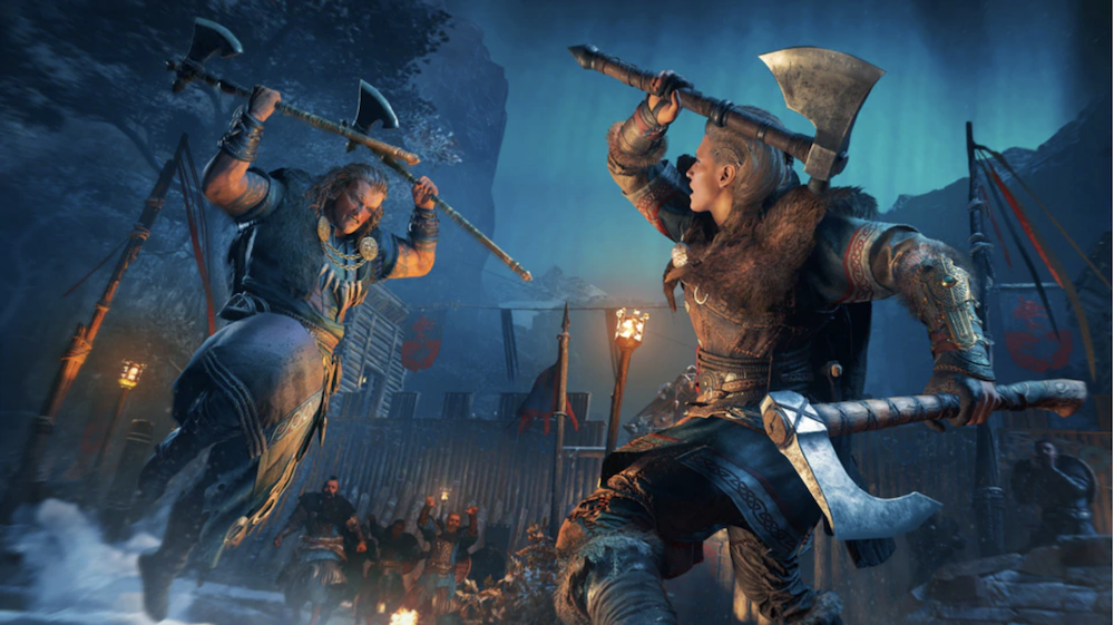 Embark on a Legendary Viking Saga in Assassin's Creed Valhalla, Available Now