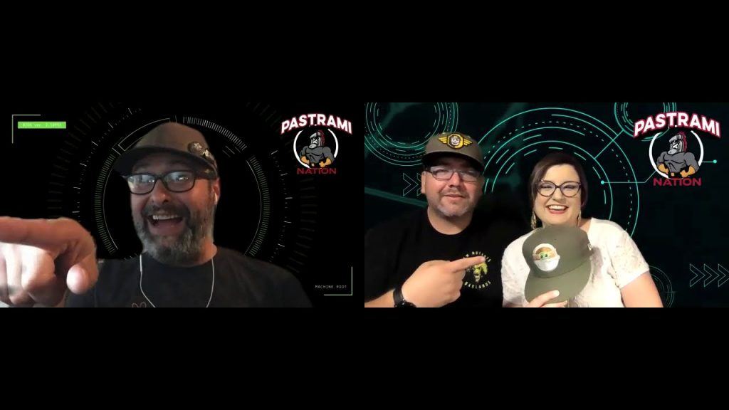 Pastrami Nation Popcorn-Episode 4- Netflix Assassin's Creed, The Mandalorian Hype, and More!