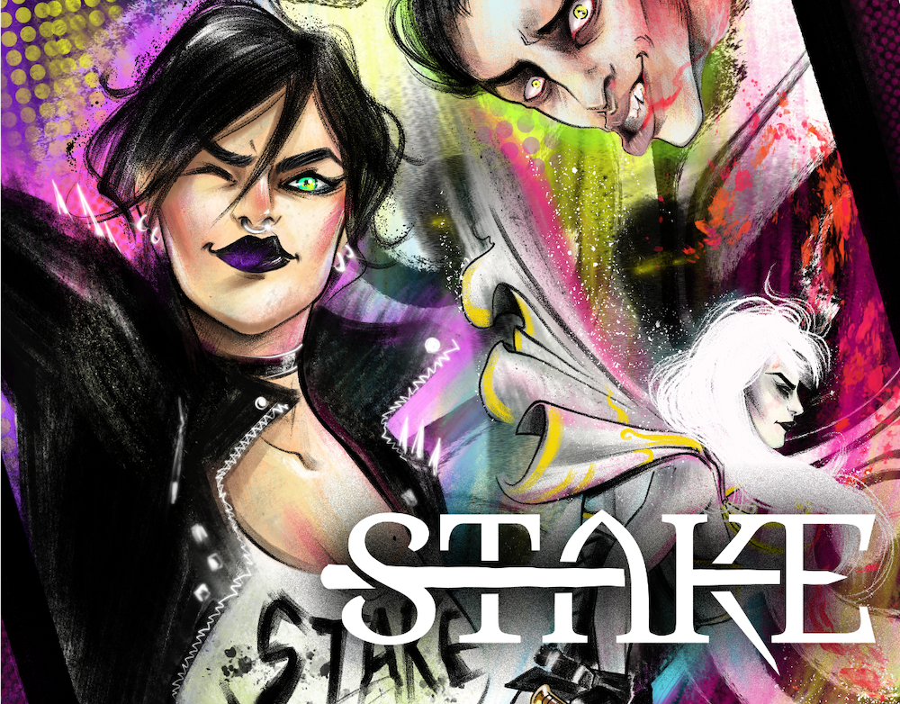 STAKE Is Coming This January From Scout Comics