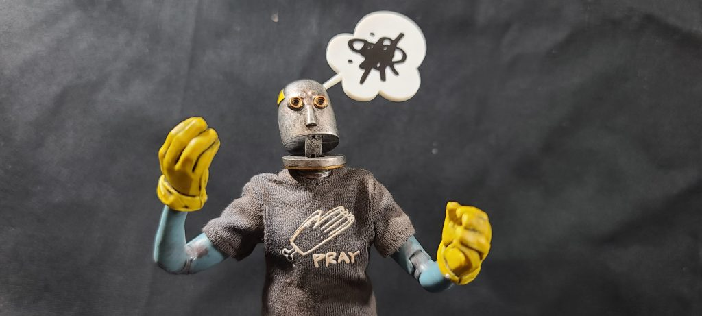 Action Figure Review: Damtoys Death Gas Station- Iron Head Tony