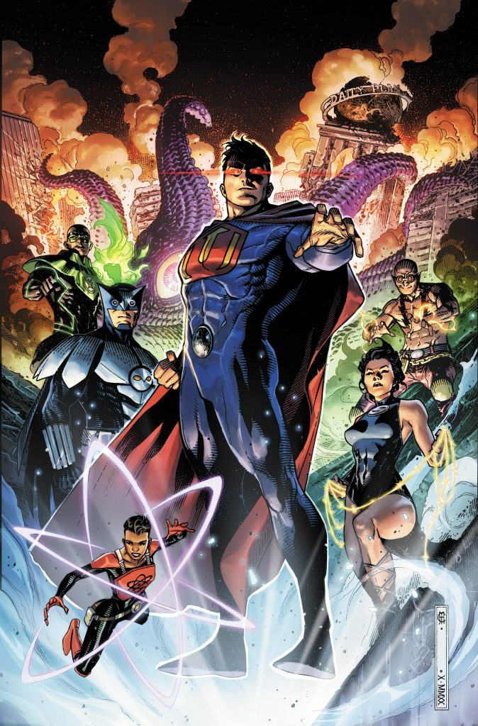 DC's CRIME SYNDICATE RETURNS