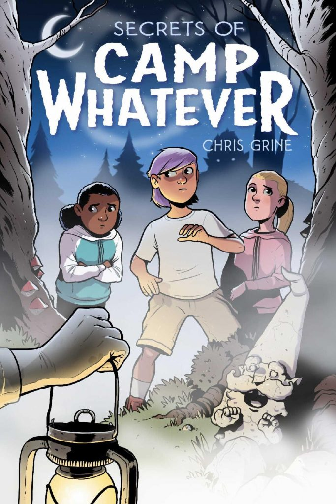 Graphic Novel Review: Secrets of Camp Whatever